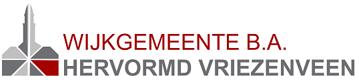 Hervormde Wijkgemeente van Bijzondere Aard (HWBA) – Vriezenveen Logo